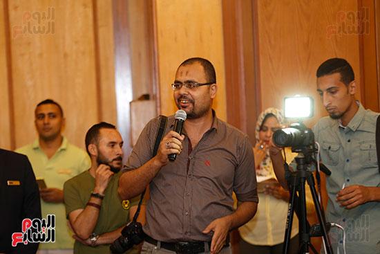 يوسف الشريف مؤتمر صحفى (14)