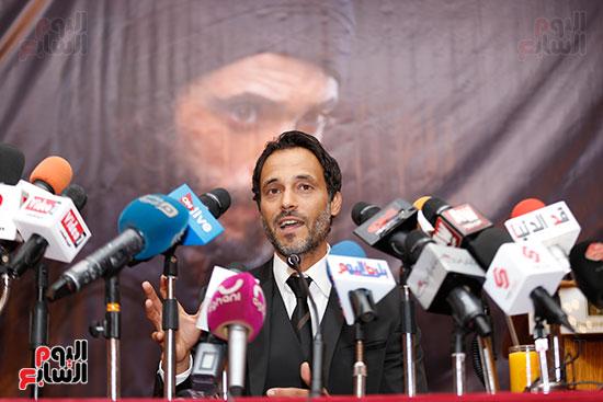 يوسف الشريف مؤتمر صحفى (2)
