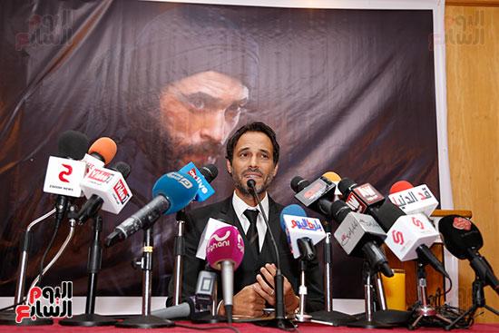يوسف الشريف مؤتمر صحفى (7)