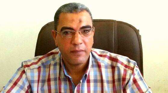 ناصر ثابت وكيل وزارة تموين بورسعيد