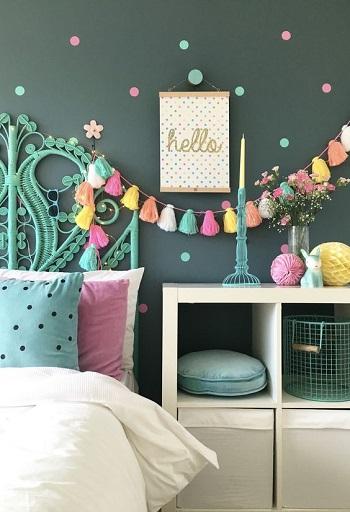 ألوان غرف أطفال للحوائط هتغيرلك شكل الأوضة لو مستنية البيبى اليوم
