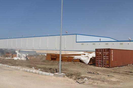 5- جانب من المصانع