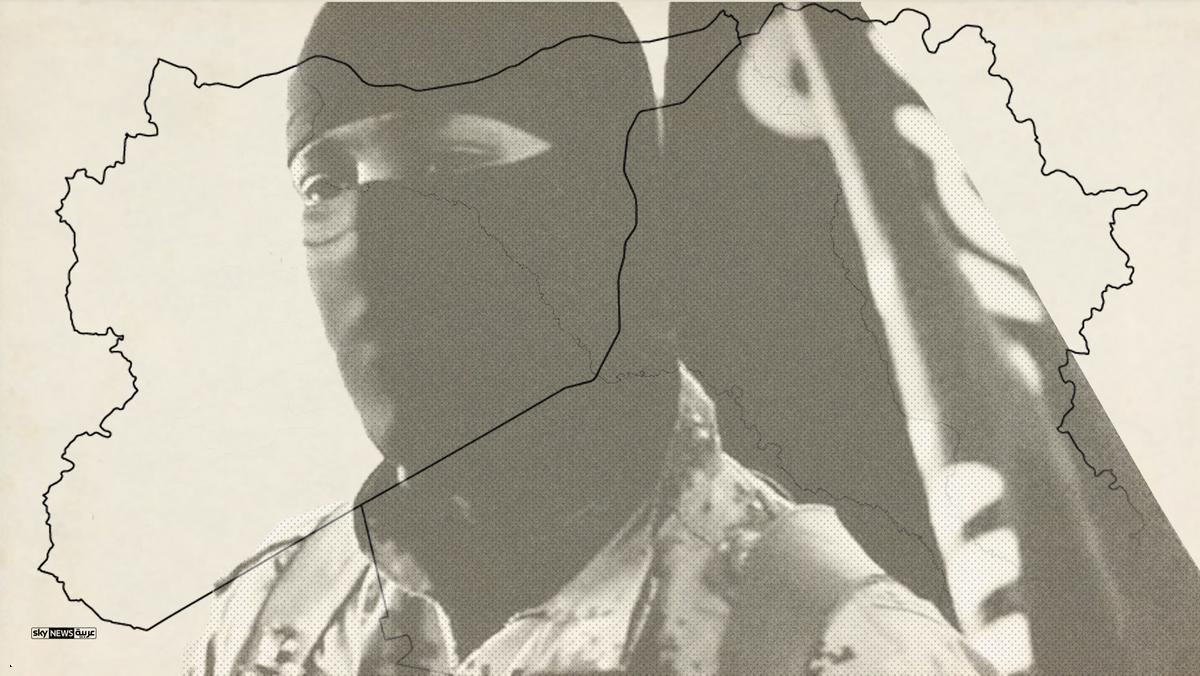 8- تنظيم داعش الإرهابى