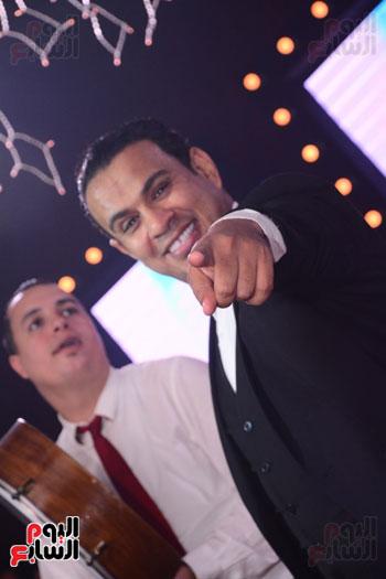 الموسيقار أمير عبد المجيد يحتفل بزفاف ابنته على الإعلامى أحمد الطاهرى (65)