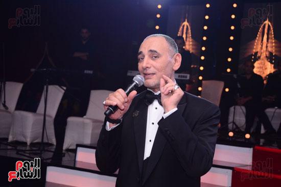 الموسيقار أمير عبد المجيد يحتفل بزفاف ابنته على الإعلامى أحمد الطاهرى (69)