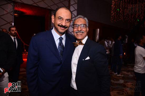الموسيقار أمير عبد المجيد يحتفل بزفاف ابنته على الإعلامى أحمد الطاهرى (8)