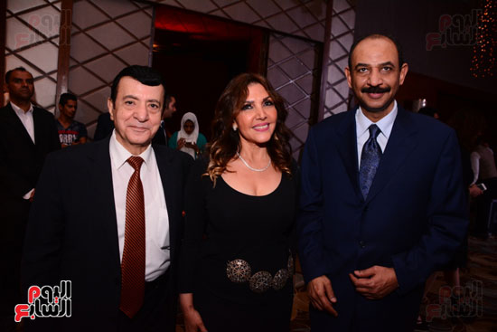 الموسيقار أمير عبد المجيد يحتفل بزفاف ابنته على الإعلامى أحمد الطاهرى (7)
