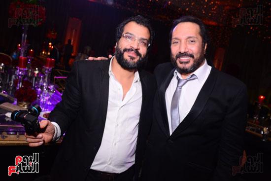 الموسيقار أمير عبد المجيد يحتفل بزفاف ابنته على الإعلامى أحمد الطاهرى (72)