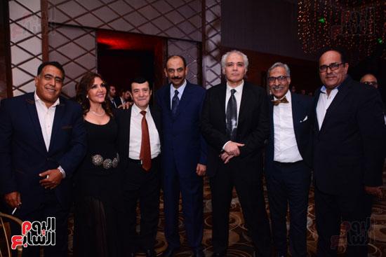 الموسيقار أمير عبد المجيد يحتفل بزفاف ابنته على الإعلامى أحمد الطاهرى (6)