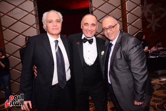 الموسيقار أمير عبد المجيد يحتفل بزفاف ابنته على الإعلامى أحمد الطاهرى (73)