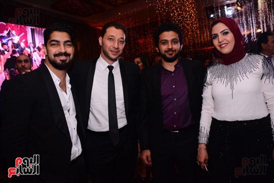 الموسيقار أمير عبد المجيد يحتفل بزفاف ابنته على الإعلامى أحمد الطاهرى (43)