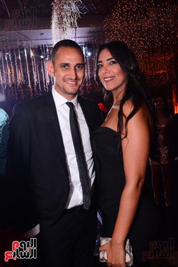 الموسيقار أمير عبد المجيد يحتفل بزفاف ابنته على الإعلامى أحمد الطاهرى (47)