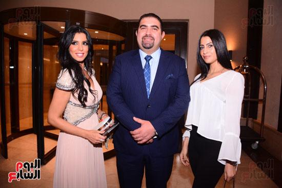 الموسيقار أمير عبد المجيد يحتفل بزفاف ابنته على الإعلامى أحمد الطاهرى (50)