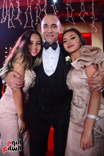 الموسيقار أمير عبد المجيد يحتفل بزفاف ابنته على الإعلامى أحمد الطاهرى (64)