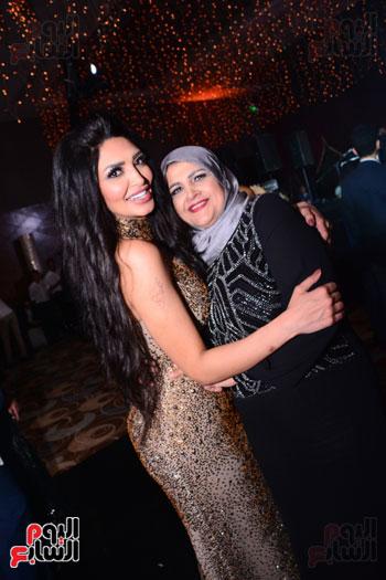 الموسيقار أمير عبد المجيد يحتفل بزفاف ابنته على الإعلامى أحمد الطاهرى (46)