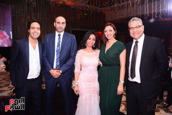 الموسيقار أمير عبد المجيد يحتفل بزفاف ابنته على الإعلامى أحمد الطاهرى (71)