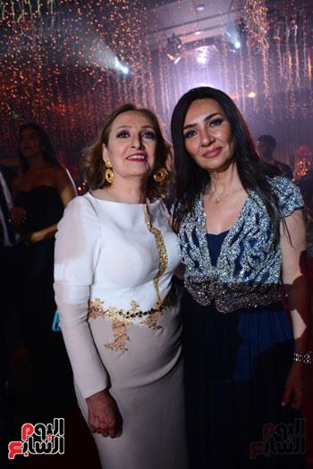 الموسيقار أمير عبد المجيد يحتفل بزفاف ابنته على الإعلامى أحمد الطاهرى (63)