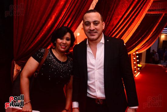 الموسيقار أمير عبد المجيد يحتفل بزفاف ابنته على الإعلامى أحمد الطاهرى (1)