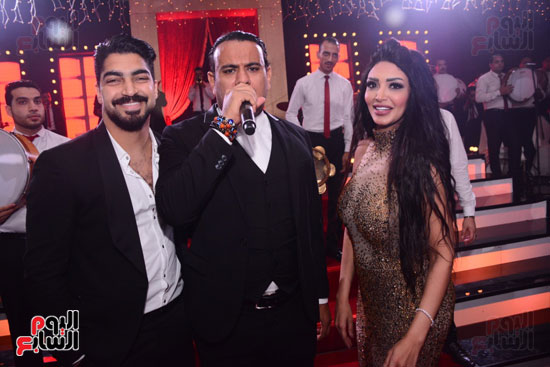 الموسيقار أمير عبد المجيد يحتفل بزفاف ابنته على الإعلامى أحمد الطاهرى (55)