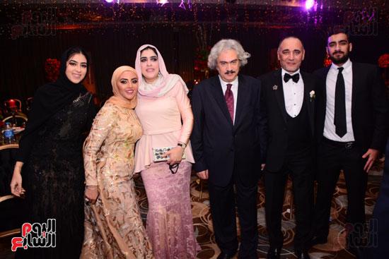 الموسيقار أمير عبد المجيد يحتفل بزفاف ابنته على الإعلامى أحمد الطاهرى (68)