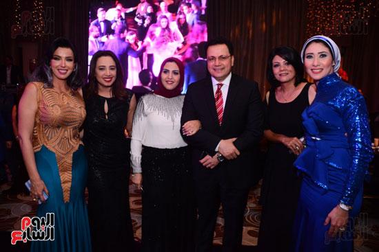 الموسيقار أمير عبد المجيد يحتفل بزفاف ابنته على الإعلامى أحمد الطاهرى (9)