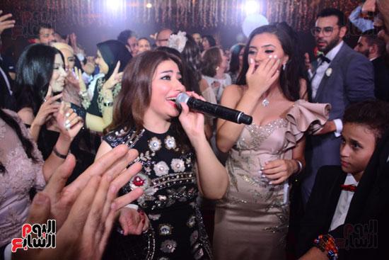 الموسيقار أمير عبد المجيد يحتفل بزفاف ابنته على الإعلامى أحمد الطاهرى (60)
