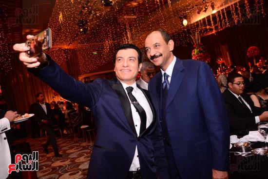 الموسيقار أمير عبد المجيد يحتفل بزفاف ابنته على الإعلامى أحمد الطاهرى (29)