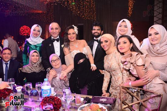 الموسيقار أمير عبد المجيد يحتفل بزفاف ابنته على الإعلامى أحمد الطاهرى (54)