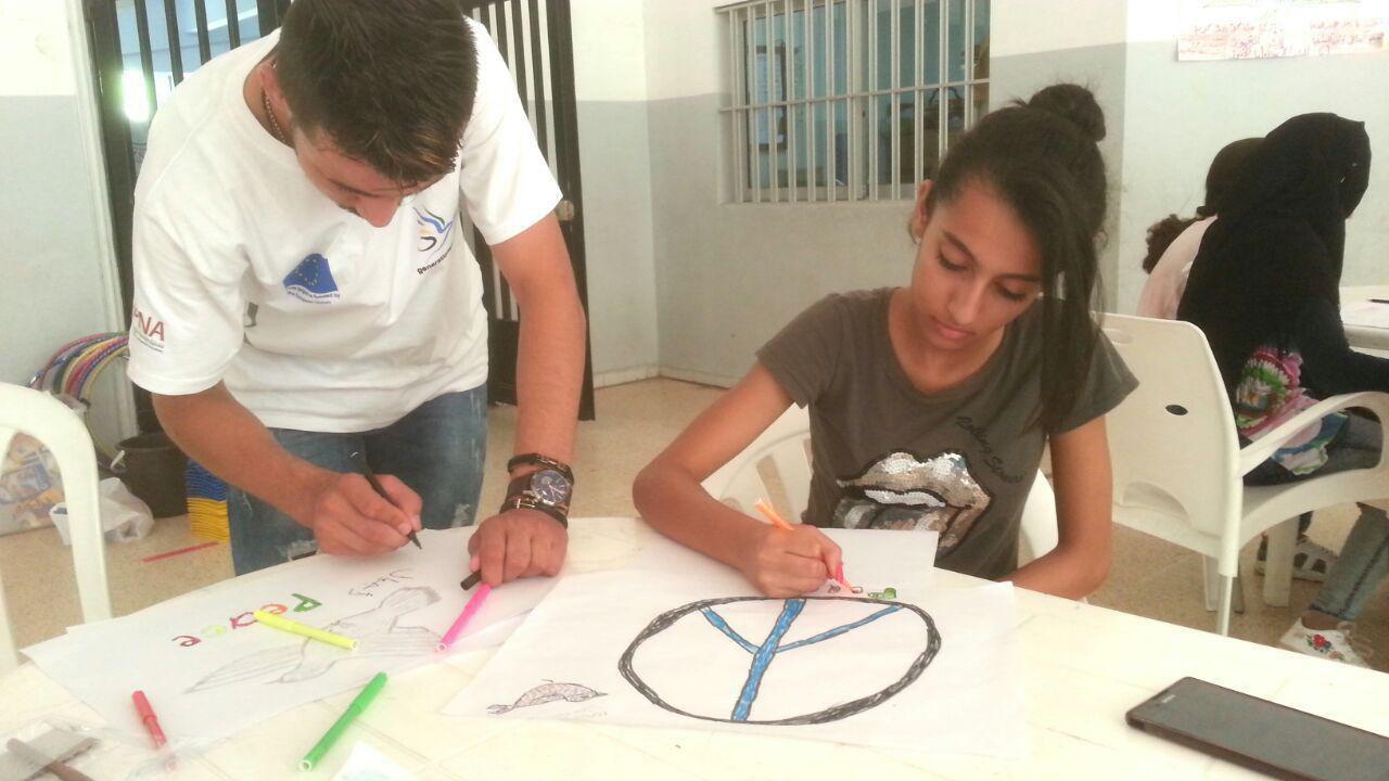 مشروع قطعة السلام