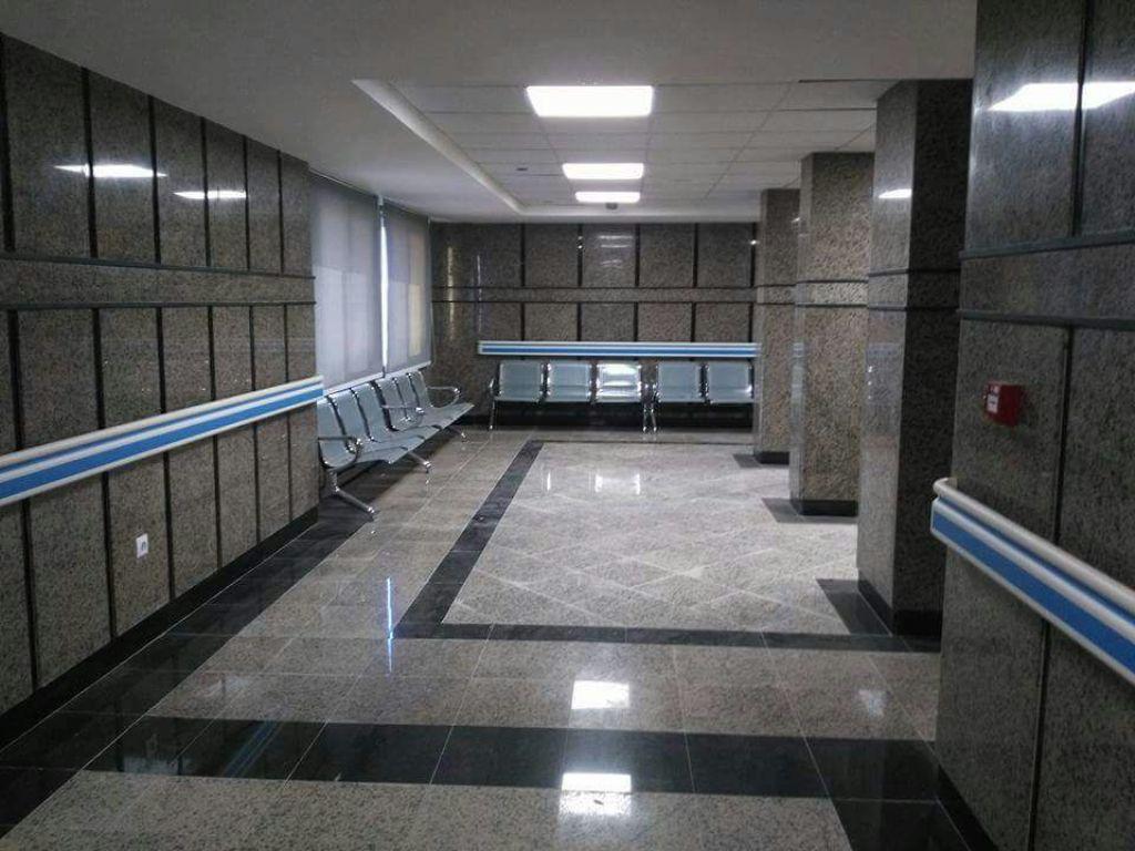 وزير الصحة ومحافظ مطروح يتفقدان مستشفى النجيلة  (7)