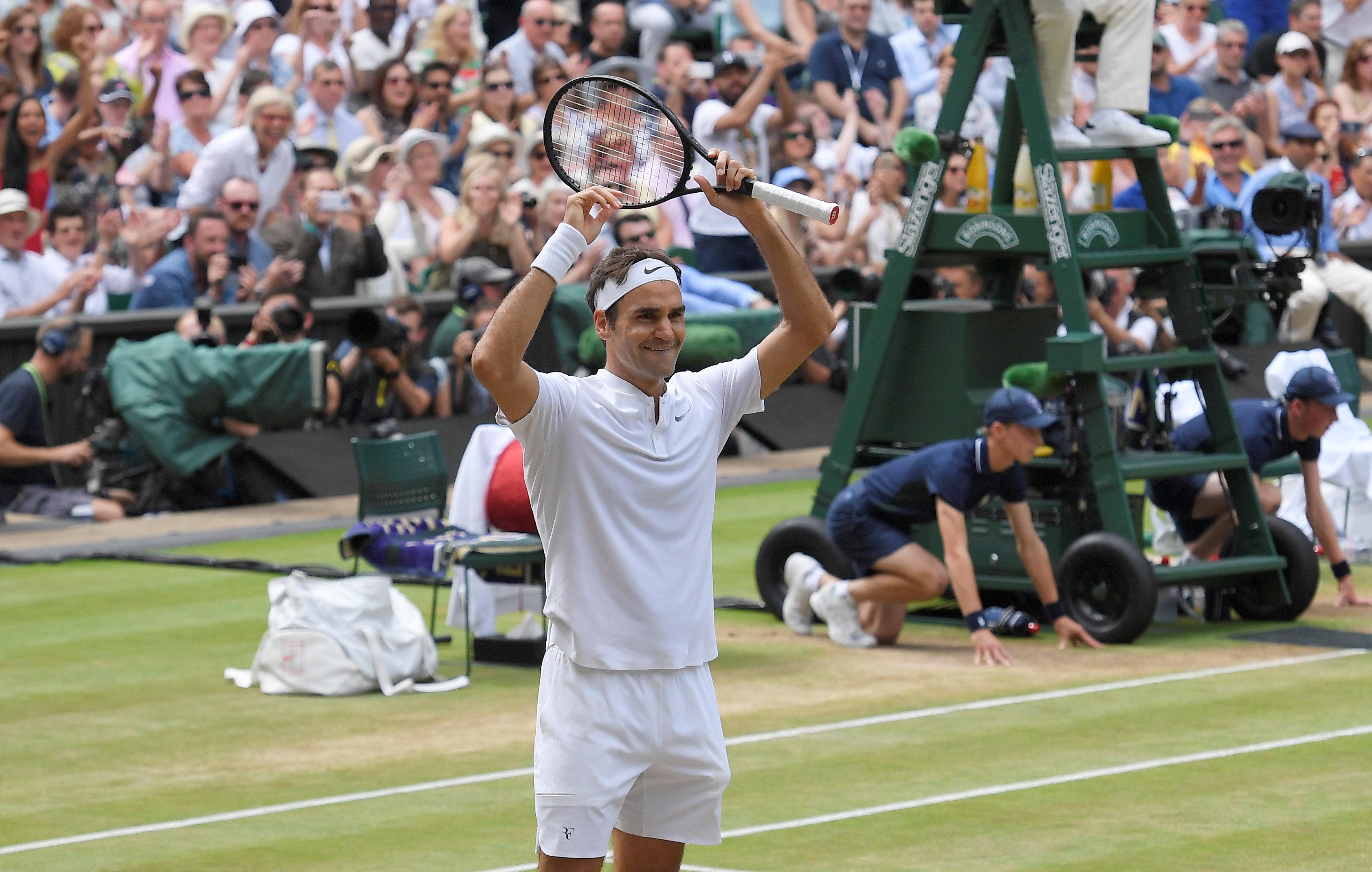 فيدرر أسطورة التنس