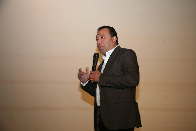 كلمة محمد بدر محافظ الاقصر خلال فعاليات المؤتمر