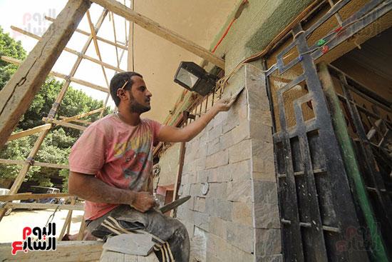 حديد المصريين تطلق مبادرة إعادة تأهيل دور أطفال الشوارع والمسنين والأيتام بالتعاون مع وزارة الداخلية (8)
