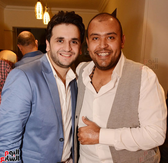 عقد قران نجم مسرح مصر مصطفى خاطر فى حفل عائلى (16)
