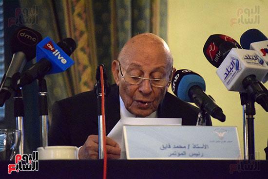 مؤتمر المجلس القومى لحقوق الانسان (3)