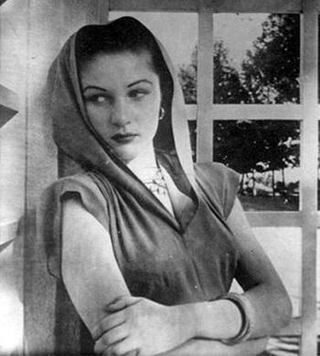 الأميرة فوزية إمبراطورة مصر