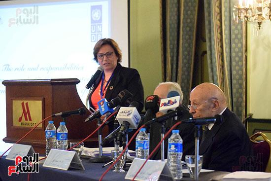 مؤتمر المجلس القومى لحقوق الانسان (16)