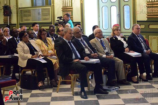 مؤتمر المجلس القومى لحقوق الانسان (18)