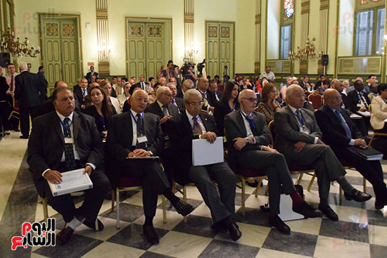 مؤتمر المجلس القومى لحقوق الانسان (4)