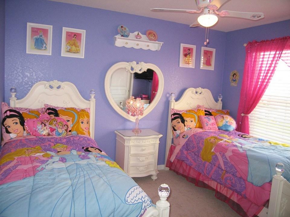 غرف نوم اطفال مبتكرة على طريقة شخصيات ديزنى اليوم السابع
