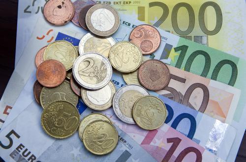 صرف اليورو اليوم