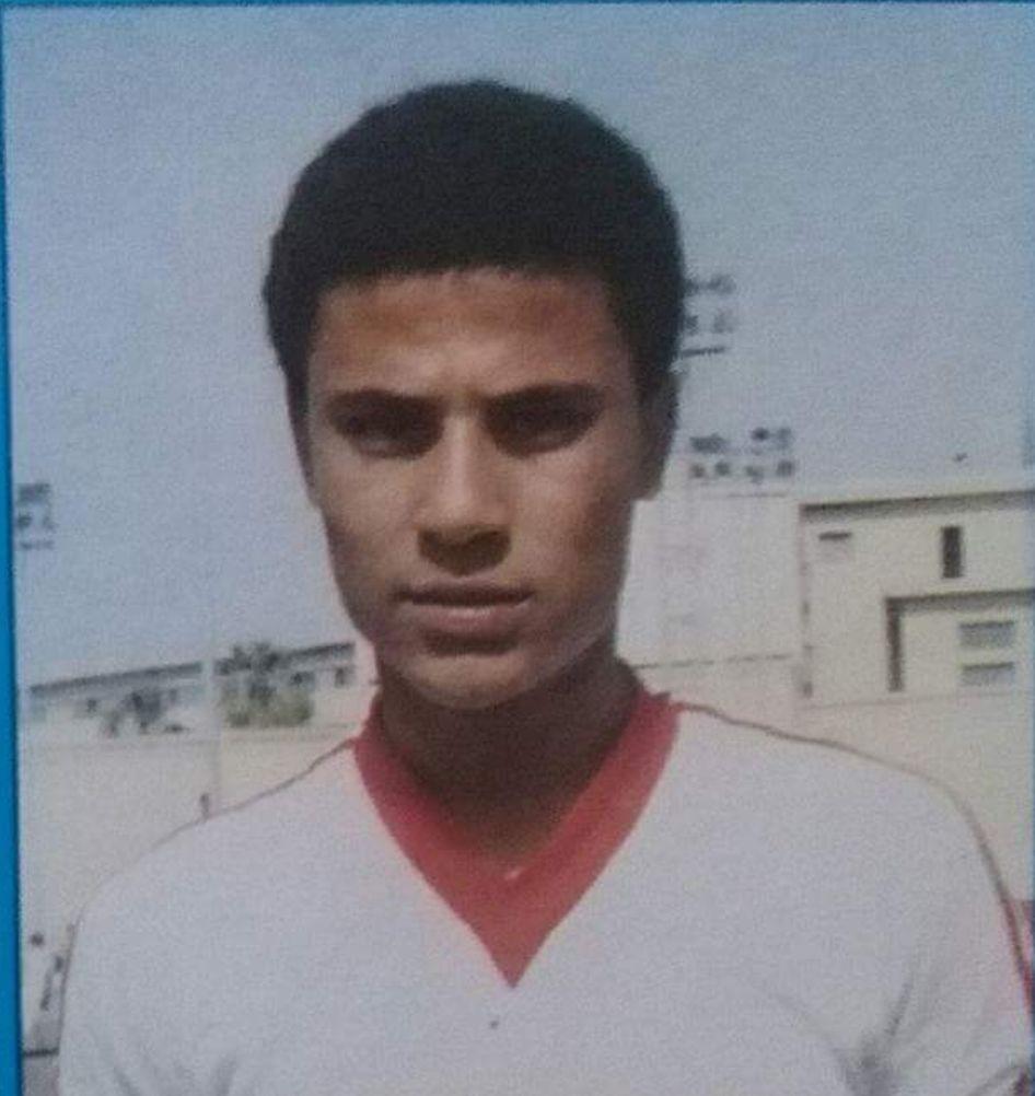 وفاة حسين سالم: شاهد.. نجم المنيا السابق فى مرحلة الشباب