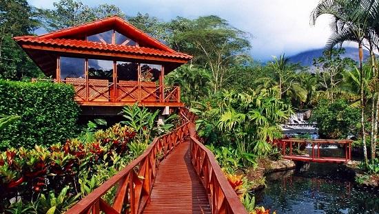 Image result for منتجع تاباكون فى كوستاريكا