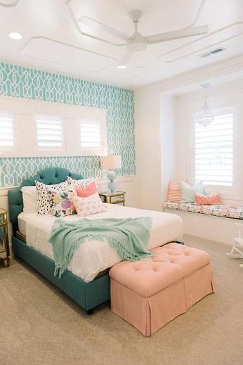 الوان غرف نوم (4)