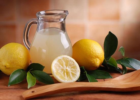 وصفات طبيعية ـ عصير ليمون