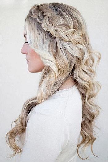 الشعر الكيرلى