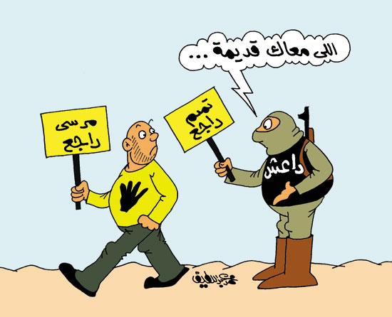 كاريكاتير-الراى