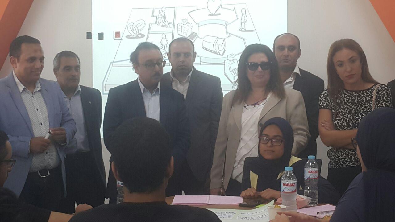 ياسر القاضى يؤكد توفير منطقة برج العرب 3-4 آلاف فرصة عمل