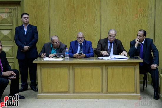 مؤتمر وزير التموين على المصيلحى (5)