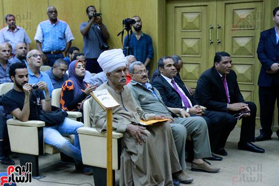 مؤتمر وزير التموين على المصيلحى (3)